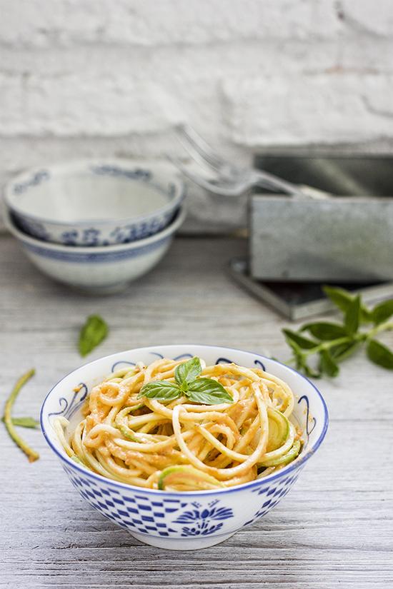 Nodles Zucchini